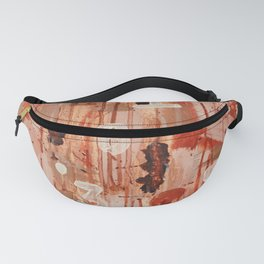 Geo Numbers Fanny Pack