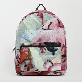 Dancer at Pigalle by Gino Severini Backpack