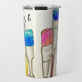 paint-dream-sketch-create Travel Mug