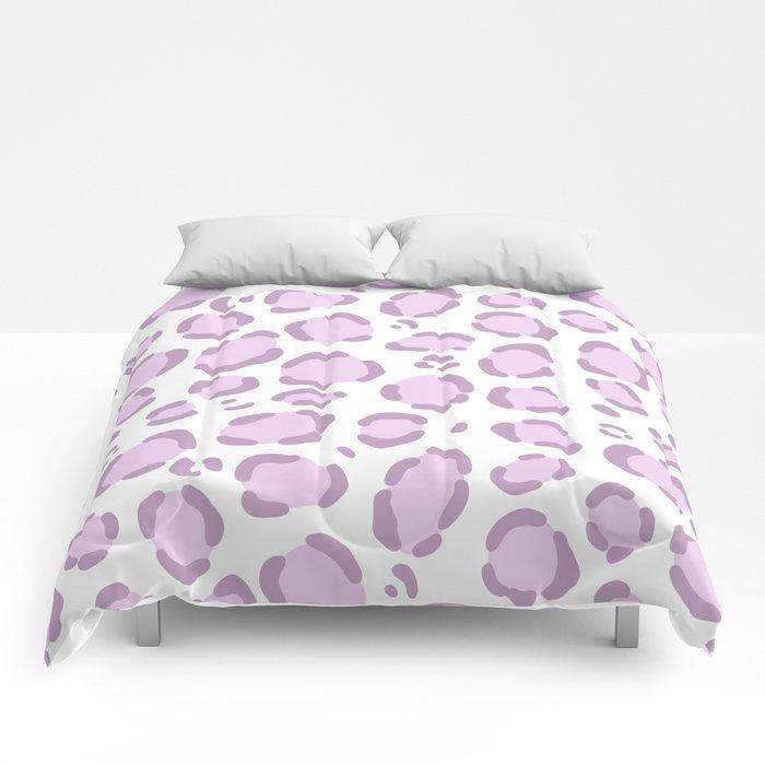 Leopard 003 Comforters