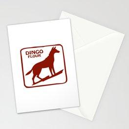 Dingo Flour Stationery Cards