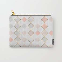 Pattern Rose Carry-All Pouch