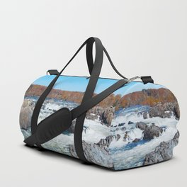 Great Falls Virginia Duffle Bag