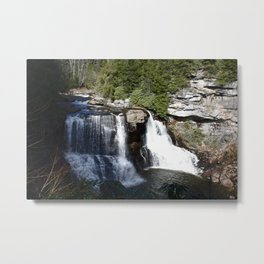 Blackwater Falls Metal Print