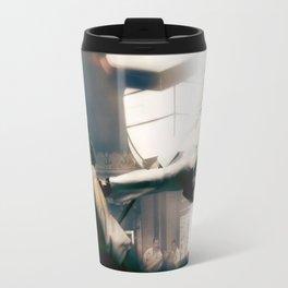 Ip Man Flying Kick Travel Mug