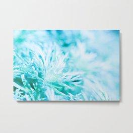 Silver Mound Artemisia 2 Metal Print
