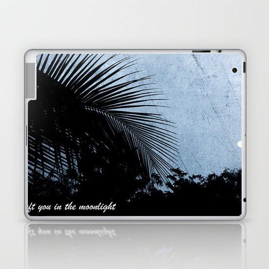 Moonlit  Laptop & iPad Skin