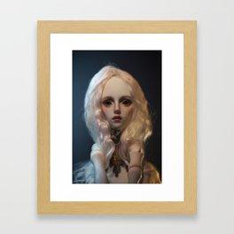 UNBREAKABLE. Framed Art Print
