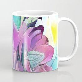 Flower Bouquet Pastel Coffee Mug