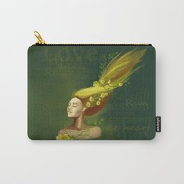 Womanhood Carry-All Pouch