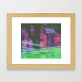 METROS Framed Art Print