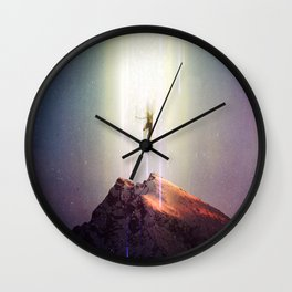 The Ascension Wall Clock