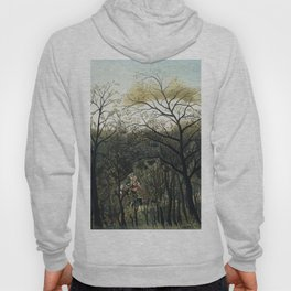 Rendezvous in the Forest Hoody