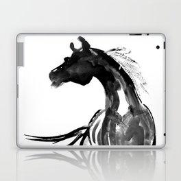 Horse (Ink sketch) Laptop & iPad Skin