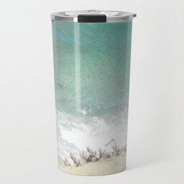 Ocean colors Travel Mug