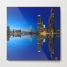 Rotterdam Sunset Metal Print