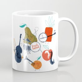 Fruit Jazzband Coffee Mug