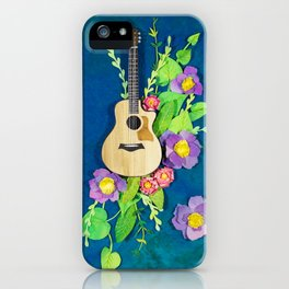If Music Be... iPhone Case