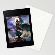 witchers dream Stationery Cards