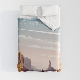 Grand canyon national park united states Duvet Cover
