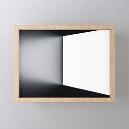 LIGHT Framed Mini Art Print