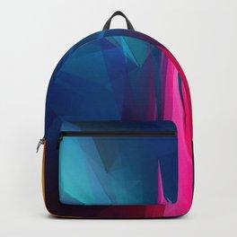 Geometric Colors Backpack