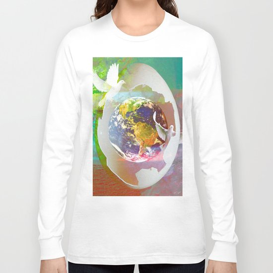 """"""" You have a new message """"  Long Sleeve T-shirt"""