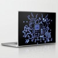 bmo Laptop & iPad Skins featuring BMO by Daniel Delgado
