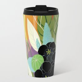 Anemone Floral Travel Mug
