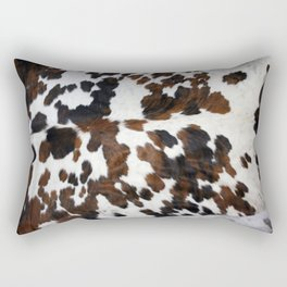 Cowhide Rectangular Pillow