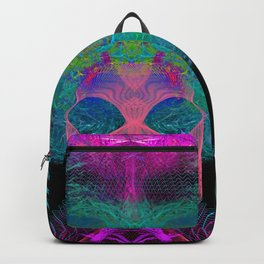 Ghostly Exhalations (ultraviolet) Backpack