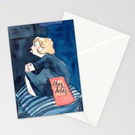 Chez Doods Stationery Cards
