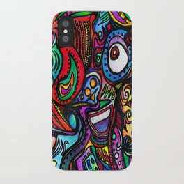 JellyFace iPhone Case