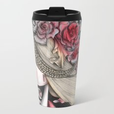 Flower Wind Travel Mug