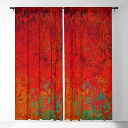 Figuratively Speaking, Abstract Art Blackout Curtain