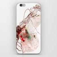 gun iPhone & iPod Skins featuring gun by echo3005