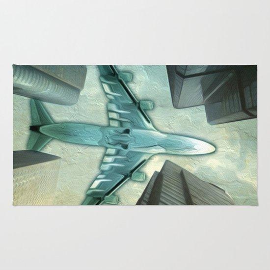 Flight path Rug