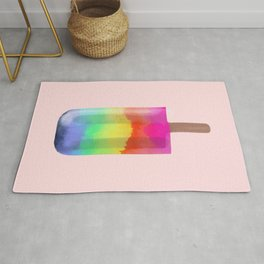 Rainbow Popsicle Rug