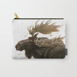 Moose Reflection Carry-All Pouch