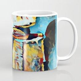 Hatshepsut in the Metropolitan Museum of Art in NYC Coffee Mug