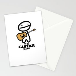 The Guitar Guy Stationery Cards