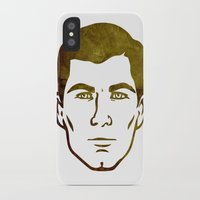 archer iPhone & iPod Cases featuring Archer by Spooky Dooky