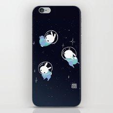 Space Bunnies iPhone & iPod Skin