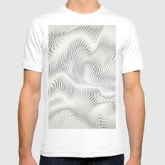 Morning Mens Fitted Tee White MEDIUM