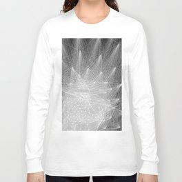 geometry heartbreak Long Sleeve T-shirt