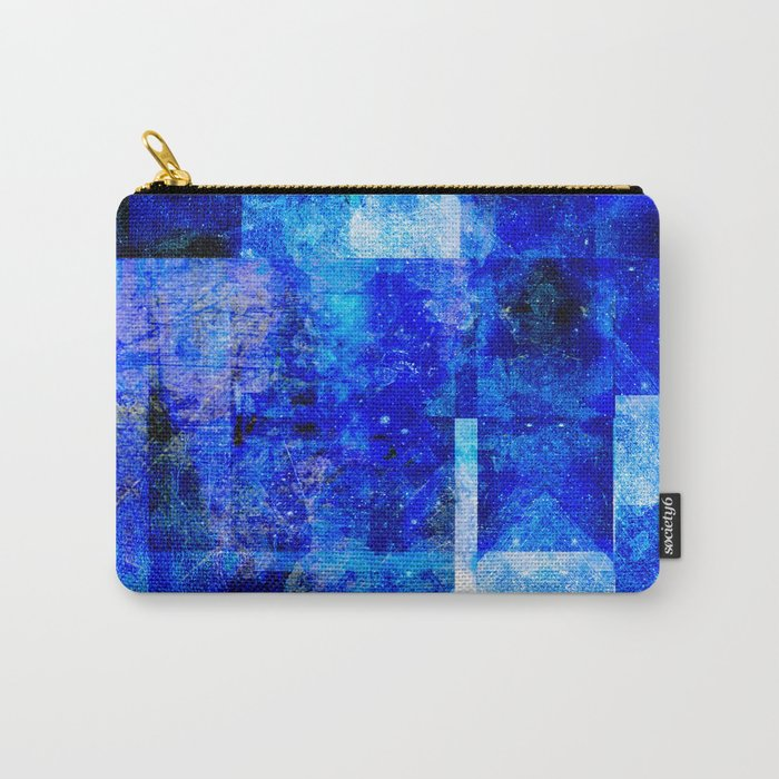 Sapphire Nebulæ Carry-All Pouch