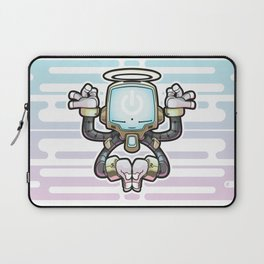CONNECT_Bot022 Laptop Sleeve