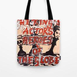 The Globe Theatre Tote Bag