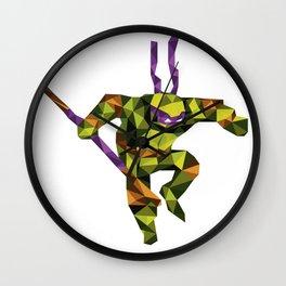 Bo Staff Turtle Wall Clock