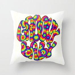 Austin Powers Throw Pillow